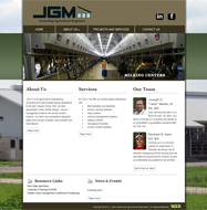 JGM Consulting Engineers. Dairy Design